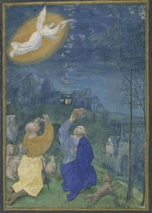 341px-Annunciation_to_the_Shepherds_miniature